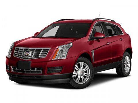 2016 Cadillac SRX for sale at STG Auto Group in Montclair CA