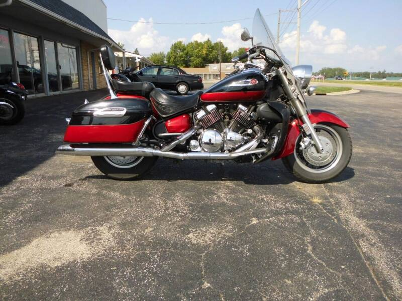 2005 Yamaha 1300cc for sale at Cycle M in Machesney Park IL