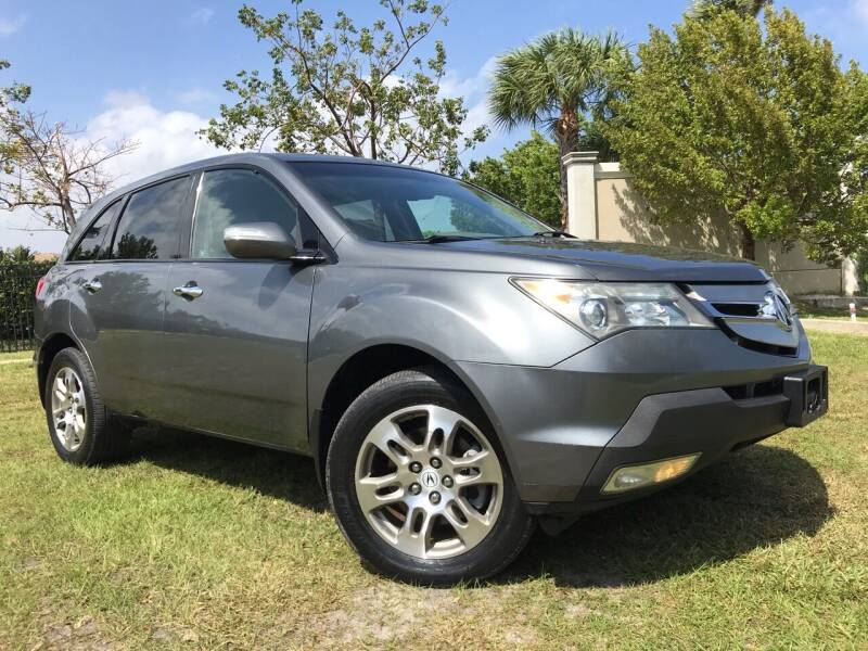 2008 Acura MDX for sale at Kaler Auto Sales in Wilton Manors FL