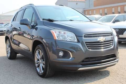 2016 Chevrolet Trax for sale at SHAFER AUTO GROUP in Columbus OH