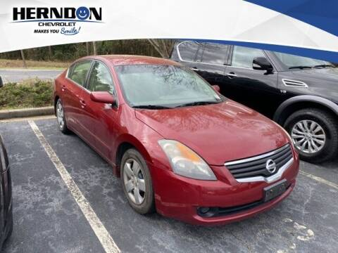 2008 Nissan Altima for sale at Herndon Chevrolet in Lexington SC
