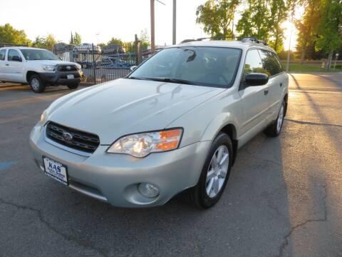 2007 Subaru Outback for sale at KAS Auto Sales in Sacramento CA