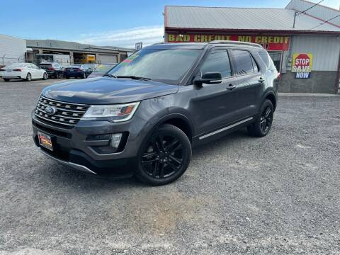 2016 Ford Explorer for sale at Yaktown Motors in Union Gap WA