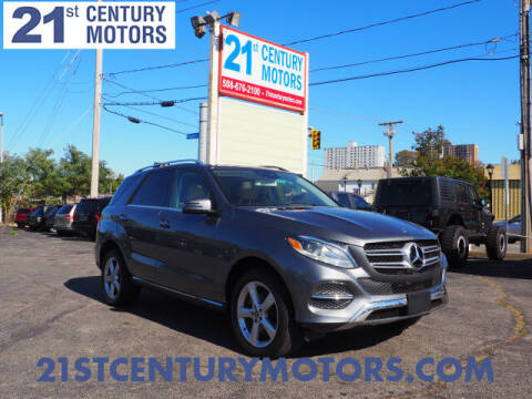 2018 Mercedes-Benz GLE for sale at 21st Century Motors in Fall River MA