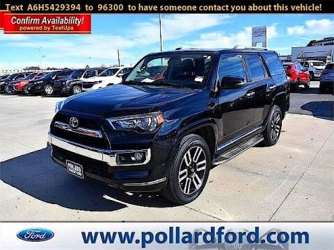 2017 Toyota 4Runner for sale at South Plains Autoplex by RANDY BUCHANAN in Lubbock TX
