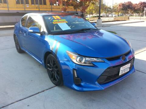 2014 Scion tC for sale at Super Cars Sales Inc #1 in Oakdale CA