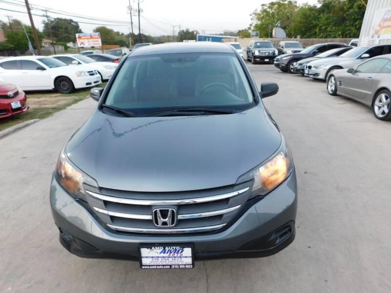 2012 Honda CR-V LX 4dr SUV - San Antonio TX