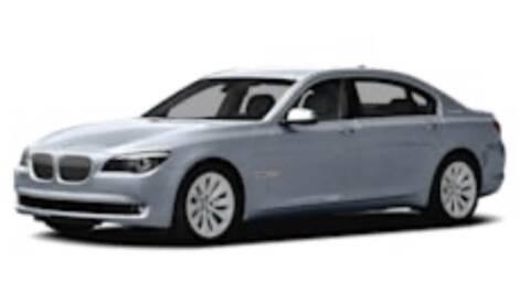 2010 BMW 7 Series for sale at Diamond Automobile Exchange in Woodbridge VA