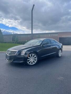 2014 Cadillac ATS for sale at Car Stars in Elmhurst IL