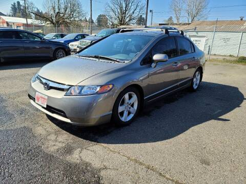 2006 Honda Civic for sale at Kingz Auto LLC in Portland OR