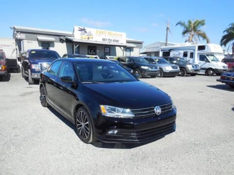 2016 Volkswagen Jetta for sale at DMC Motors of Florida in Orlando FL