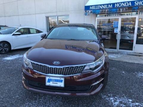 2016 Kia Optima for sale at MILLENNIUM HONDA in Hempstead NY