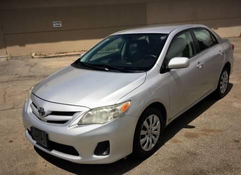 2012 Toyota Corolla for sale at Sama Auto Sales in Sacramento CA