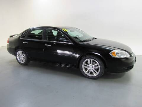 2012 Chevrolet Impala for sale at Salinausedcars.com in Salina KS
