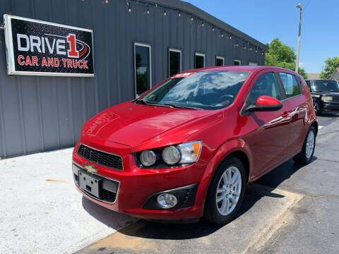 2012 Chevrolet Sonic for sale at Drive 1 Car & Truck in Springfield OH