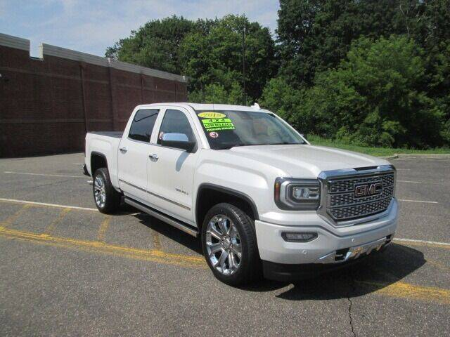 2018 GMC Sierra 1500 for sale at Tri Town Truck Sales LLC in Watertown CT