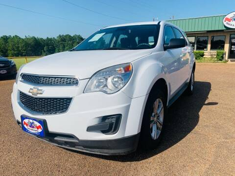 2015 Chevrolet Equinox for sale at JC Truck and Auto Center in Nacogdoches TX