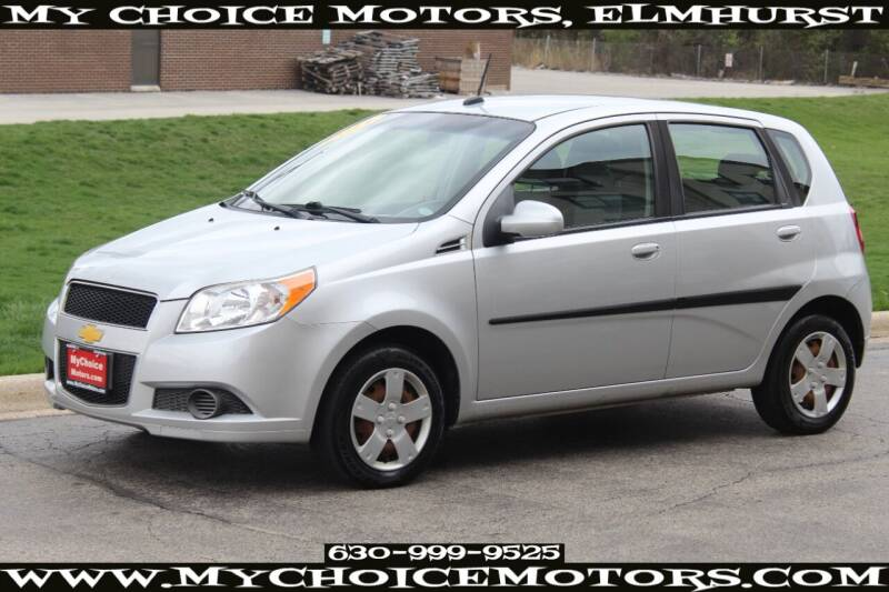 2011 Chevrolet Aveo for sale at Your Choice Autos - My Choice Motors in Elmhurst IL