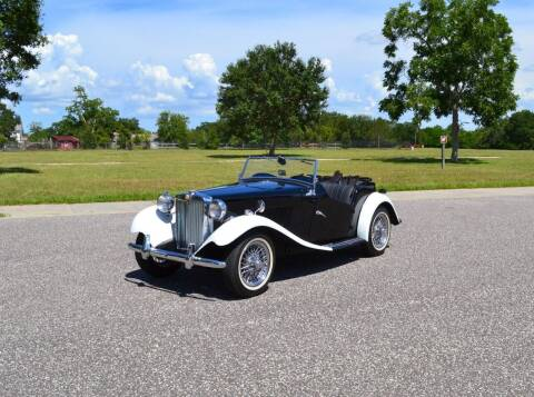 1953 MG TD for sale at P J'S AUTO WORLD-CLASSICS in Clearwater FL