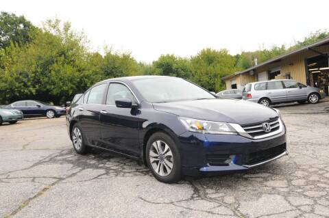 2013 Honda Accord for sale at RICHARDSON MOTORS USED CARS - Buy Here Pay Here in Anderson SC