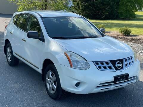 2011 Nissan Rogue for sale at ECONO AUTO INC in Spotsylvania VA