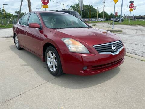 2007 Nissan Altima for sale at Xtreme Auto Mart LLC in Kansas City MO