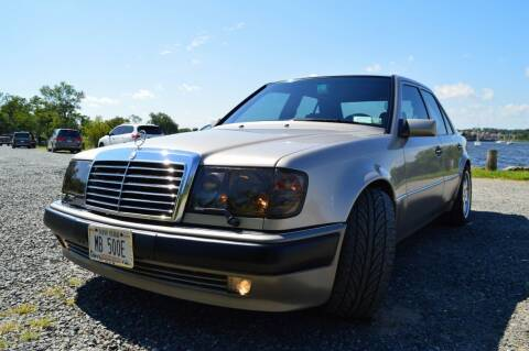 1993 Mercedes-Benz 500-Class for sale at Zoom Auto Group in Parsippany NJ