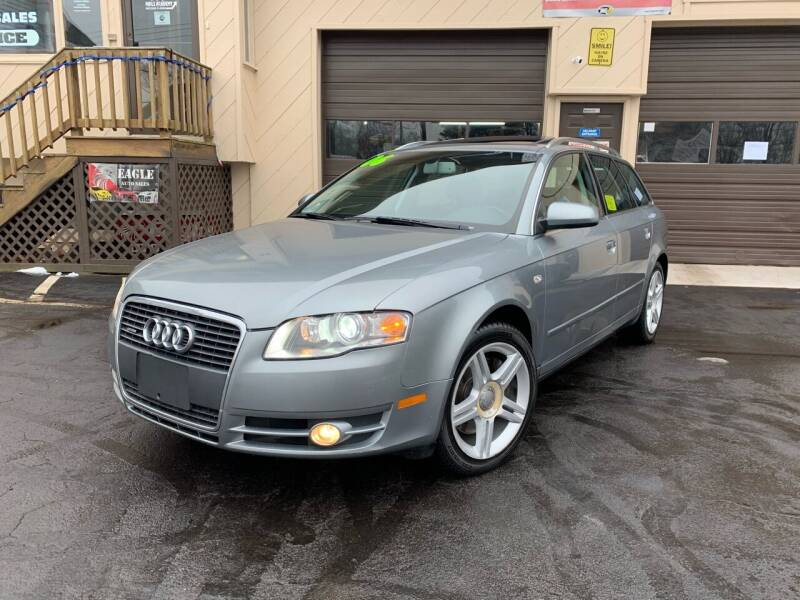 2006 Audi A4 for sale at Eagle Auto Sales LLC in Holbrook MA