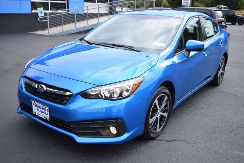 2022 Subaru Impreza for sale in Bremerton, WA