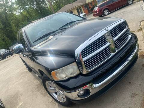 2004 Dodge Ram Pickup 1500 for sale at Copeland's Auto Sales in Union City GA