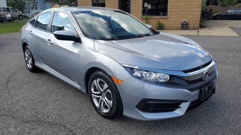 2016 Honda Civic for sale at Citi Motors in Highland Park NJ