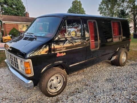 1979 Dodge Ram Van for sale at Classic Car Deals in Cadillac MI