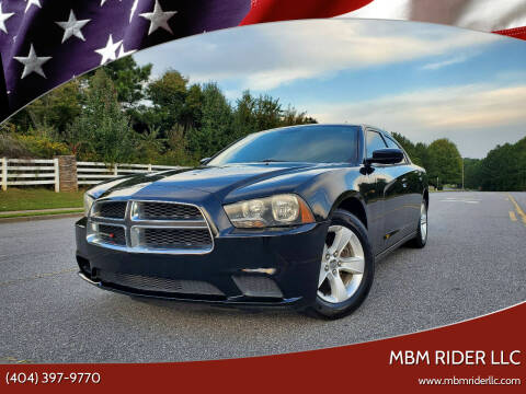 2014 Dodge Charger for sale at MBM Rider LLC in Alpharetta GA