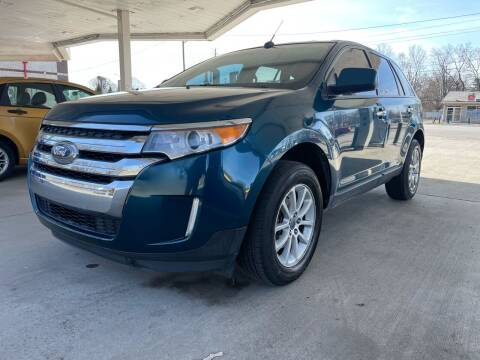 2011 Ford Edge for sale at JE Auto Sales LLC in Indianapolis IN