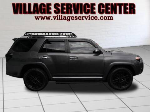 2011 Toyota 4Runner for sale at VILLAGE SERVICE CENTER in Penns Creek PA