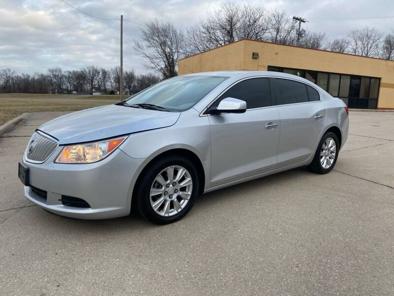 2012 Buick LaCrosse for sale at Xtreme Auto Mart LLC in Kansas City MO