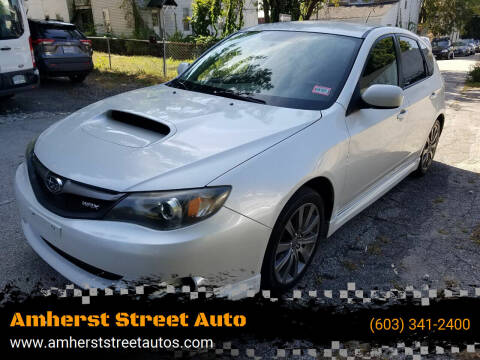 2009 Subaru Impreza for sale at Amherst Street Auto in Manchester NH
