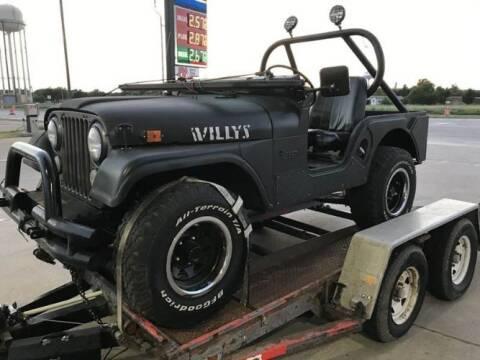 1970 Jeep CJ-5 for sale at Classic Car Deals in Cadillac MI