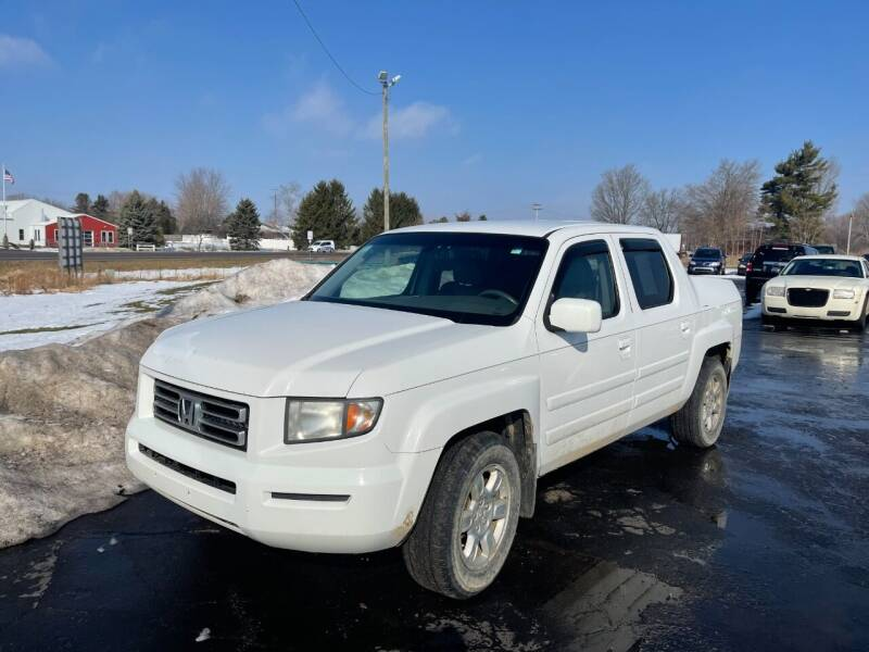 2006 Honda Ridgeline for sale at Pine Auto Sales in Paw Paw MI