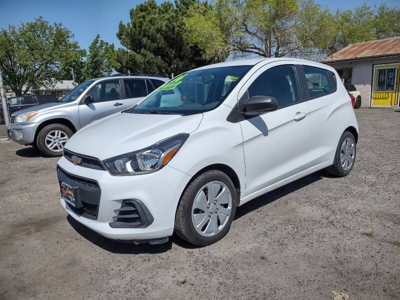 2016 Chevrolet Spark for sale at Larry's Auto Sales Inc. in Fresno CA