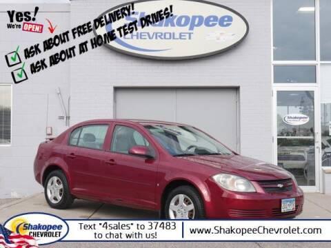 2008 Chevrolet Cobalt for sale at SHAKOPEE CHEVROLET in Shakopee MN