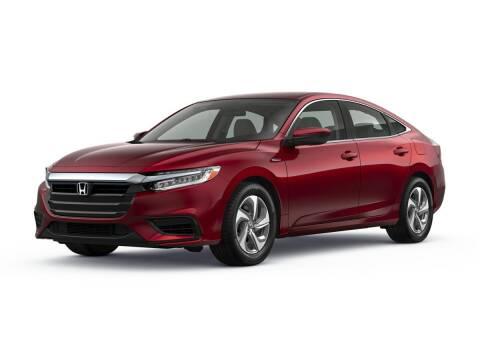 2019 Honda Insight for sale at BASNEY HONDA in Mishawaka IN