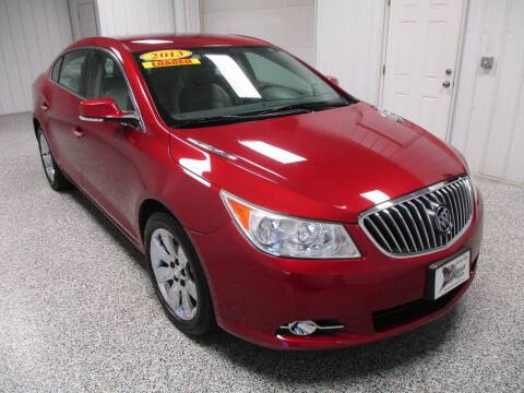 2013 Buick LaCrosse for sale at LaFleur Auto Sales in North Sioux City SD