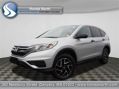 2016 Honda CR-V for sale at 1 North Preowned in Danvers MA