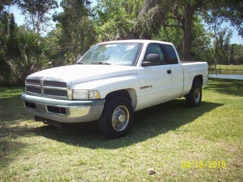 1998 Dodge Ram Pickup 2500 for sale at Bargain Auto Mart Inc. in Kenneth City FL