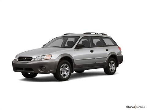 2007 Subaru Outback for sale at CHAPARRAL USED CARS in Piney Flats TN