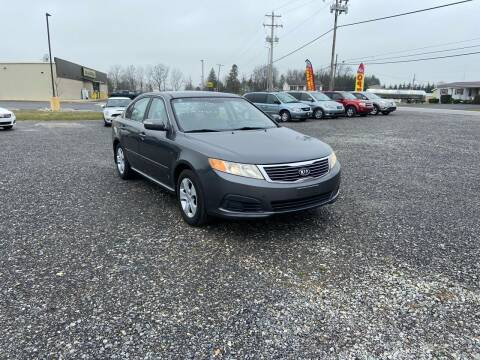 2009 Kia Optima for sale at US5 Auto Sales in Shippensburg PA