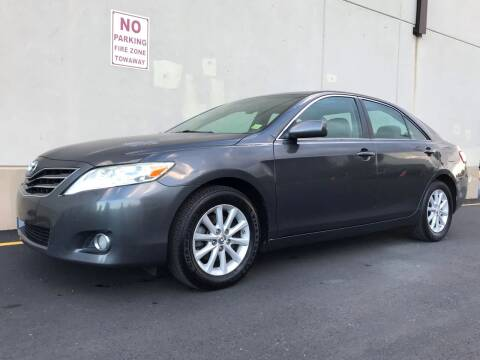 2010 Toyota Camry for sale at International Auto Sales in Hasbrouck Heights NJ