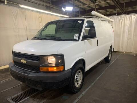 2008 Chevrolet Express Cargo for sale at Government Fleet Sales in Kansas City MO