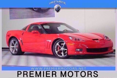 2012 Chevrolet Corvette for sale at Premier Motors in Hayward CA